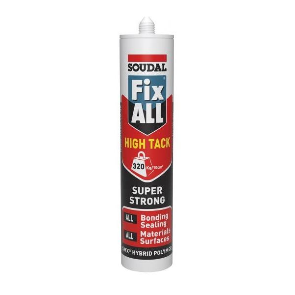 Fix All® High Tack Black 290ml