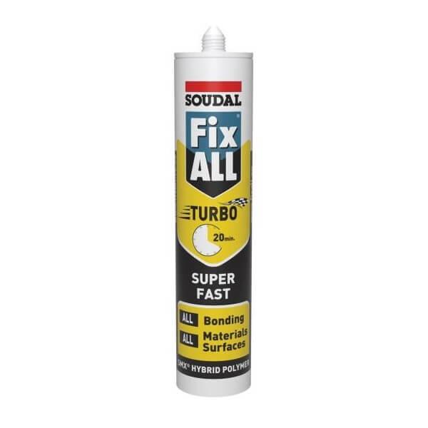 Fix All® Turbo Super Fast White