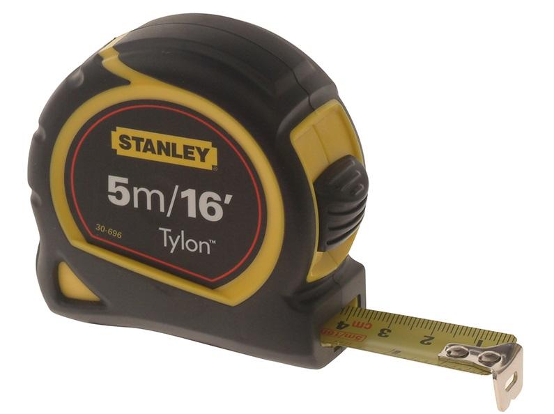 STANLEY Pocket Tape 5m/16ft (Width 19mm)