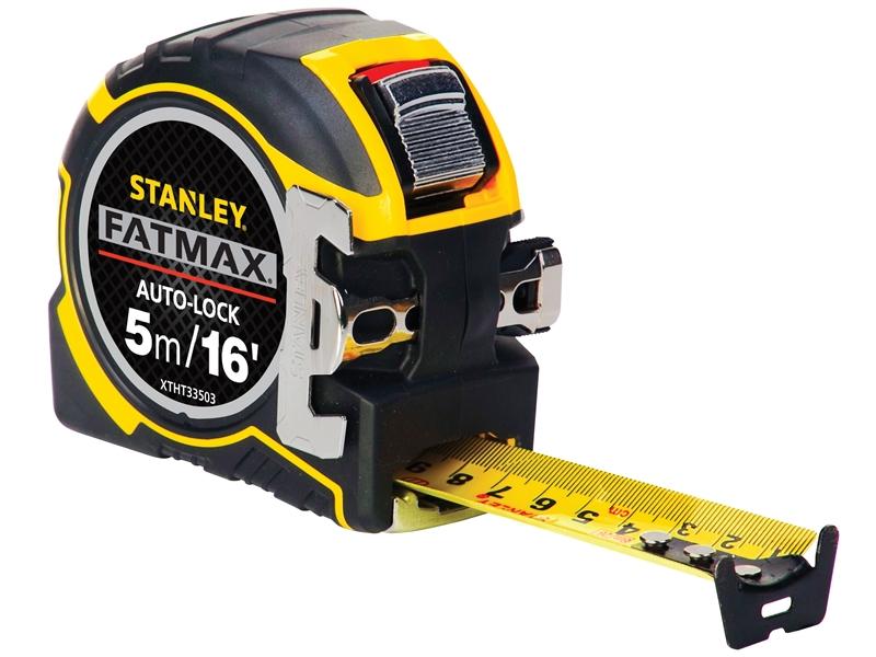 Stanley  5m / 16 FatMax New Autolock Tape