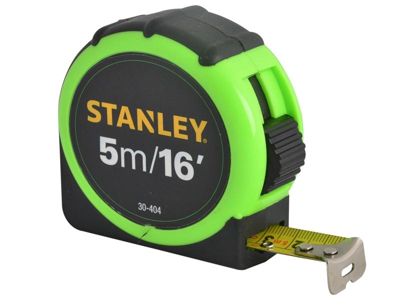 Stanley 5m/16' Hi Vis Tape