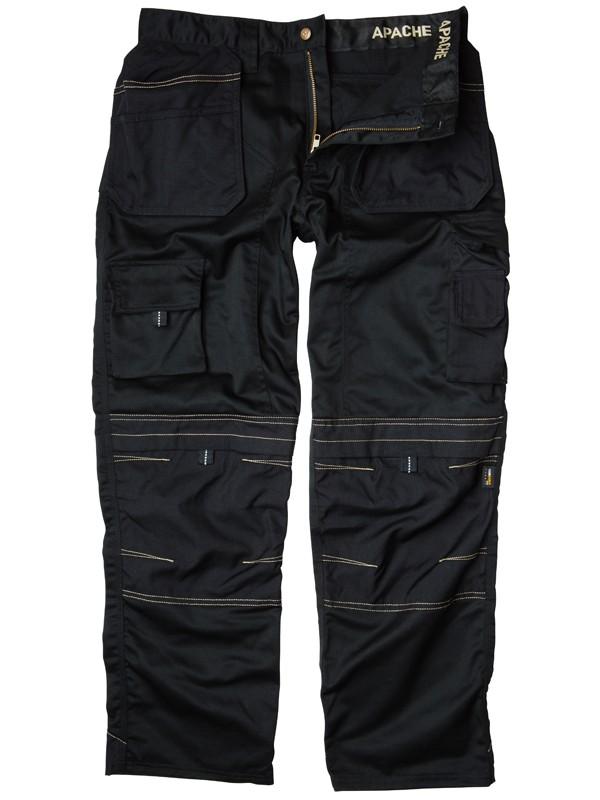30W x 29L Apache Holster Trouser Black