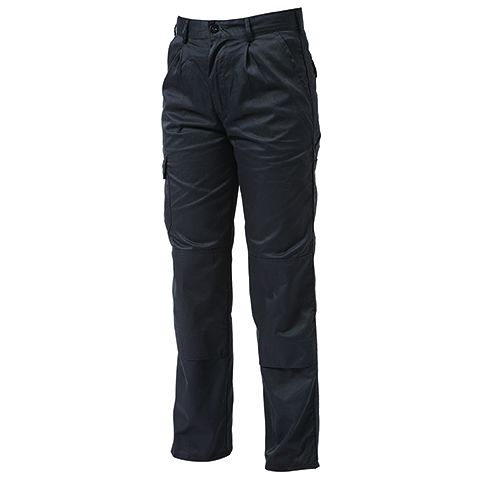 30W x 29L Apache Industry Trouser Black