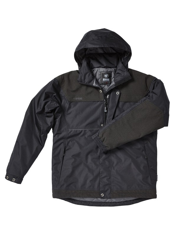 Apache ATS Waterproof Jacket Black 2X-Large