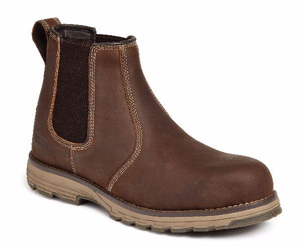 Apache Flyweight Brown Dealer Boot SZ 10