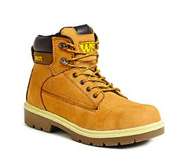 SS613SM Worksite Wheat Nubuck Work Boot SZ 10