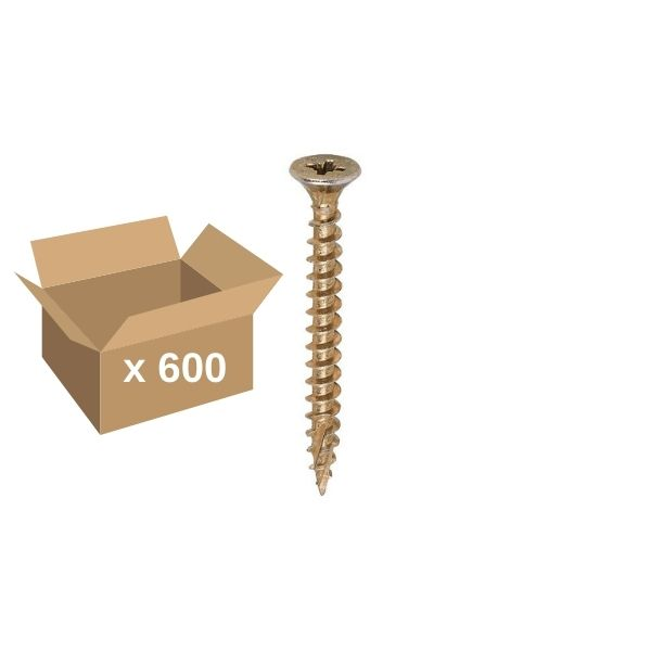 5x50mm Classic C2 Twin Cut ZYP Tub of 600