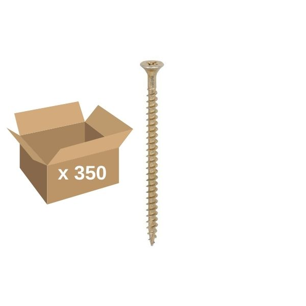 5x80mm Classic C2 Twin Cut ZYP Tub of 350