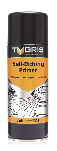 P309 Self Etching Primer Paint Grey 400ml
