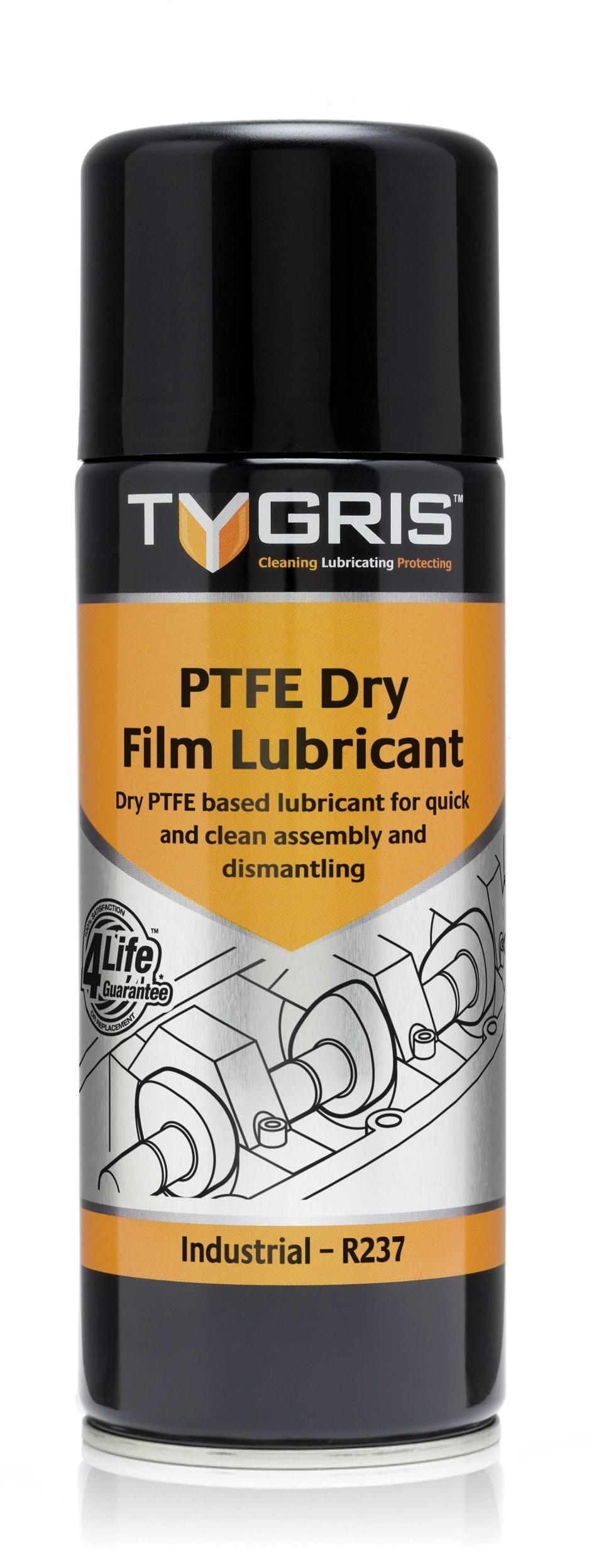 R237 PTFE Dry Film Lubricant 400ml