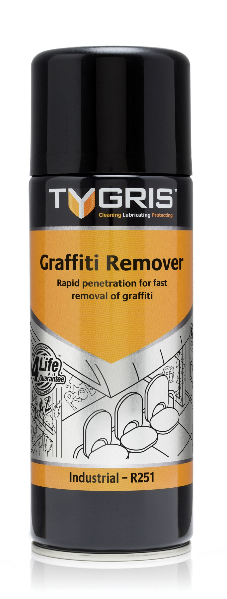 R251 Graffiti Remover 400ml