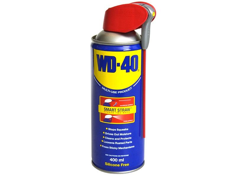 WD-40 Multi-Use Maintenance Smart Straw 400ml