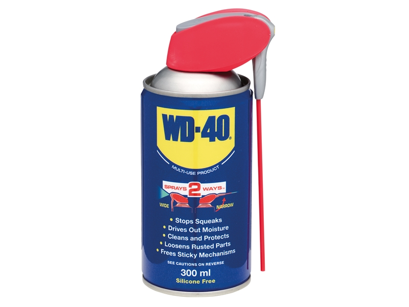 WD-40 Multi-Use Maintenance Smart Straw 300ml