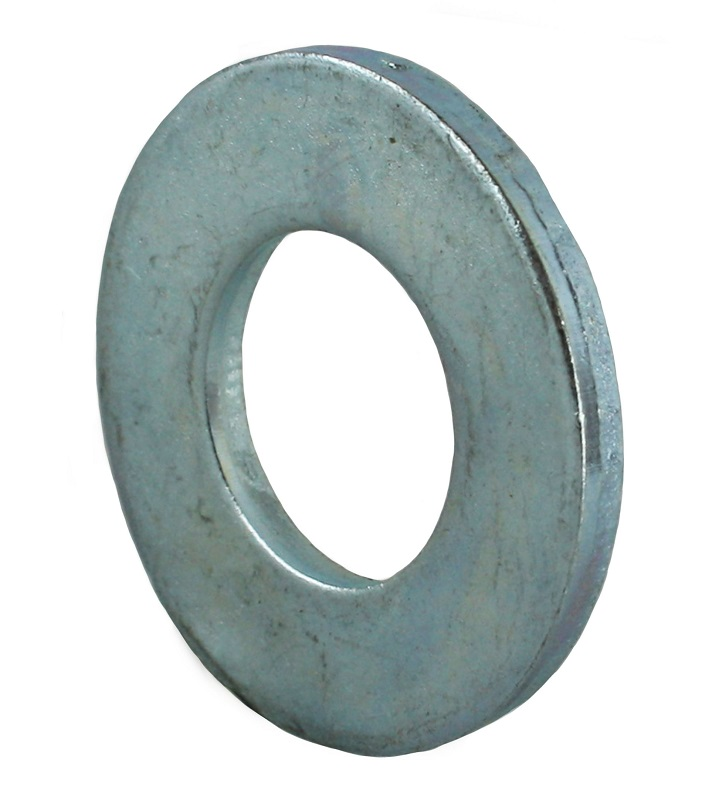 M8 Form C Flat Washer BS 4320 BZP