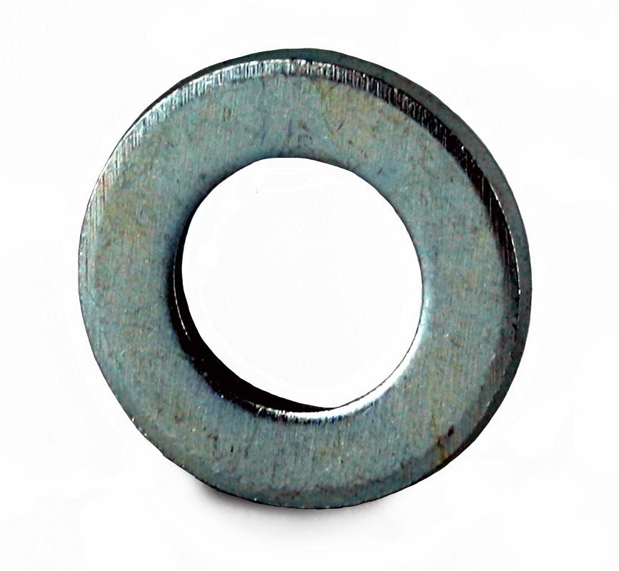 M18 Form A Flat Washer DIN 125A BZP
