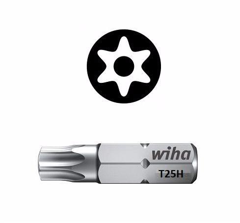 Wiha Standard Bit Pin Torx TX25 x 25mm 01730