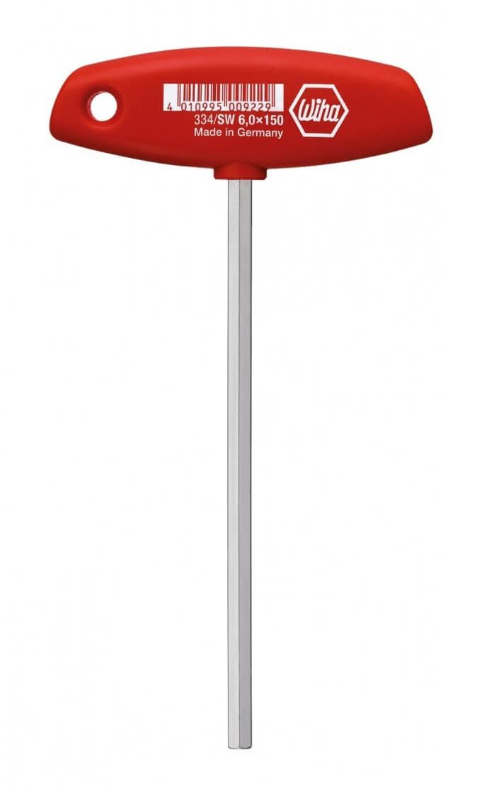 Wiha Hexagon T-Bar Handle 4mm Hex 00912