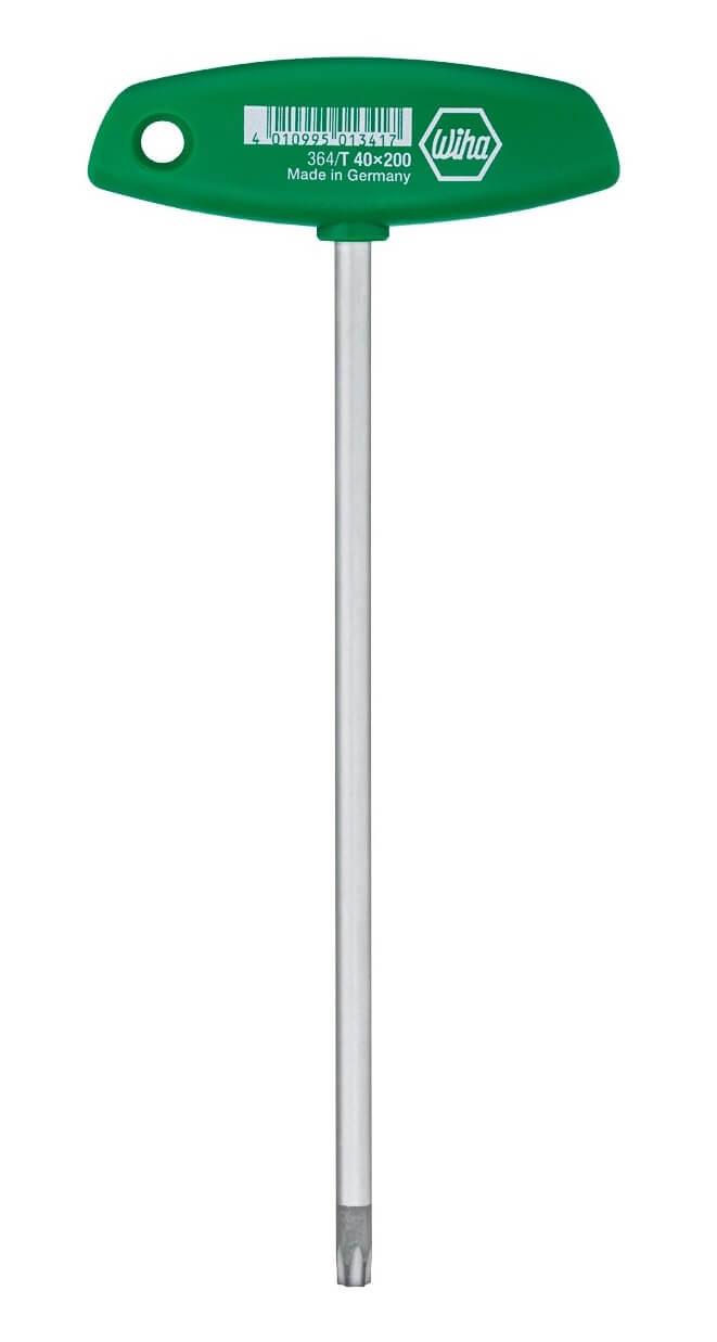 Wiha 6-Lobe (Torx) T-Bar Handle T40 01341