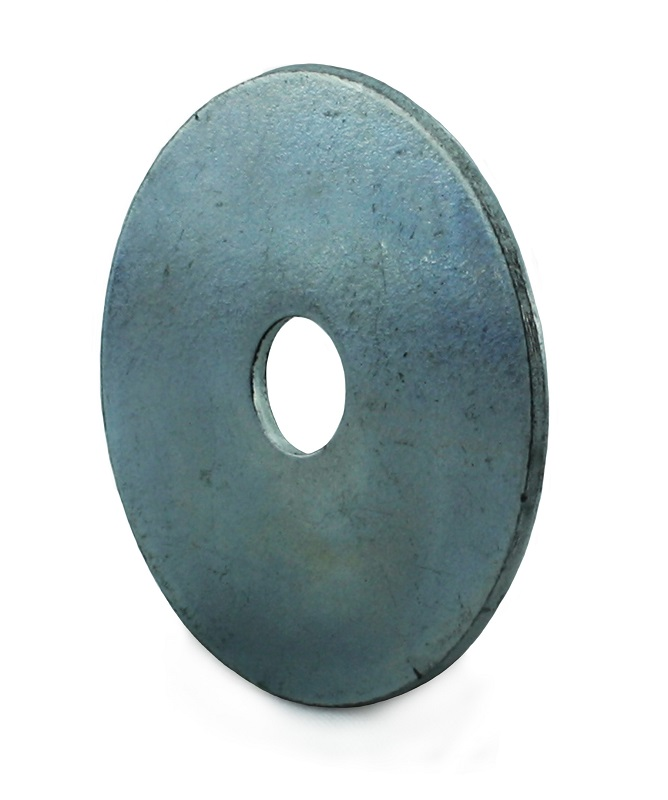 M8x30mm Penny Washers BZP