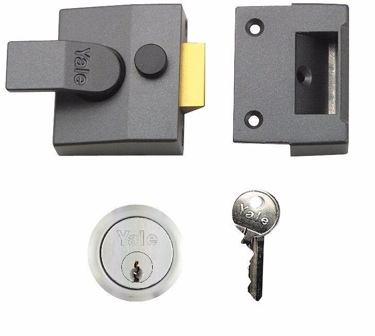 Yale 85 D/Locking Nightlatch DMG SC 40mm