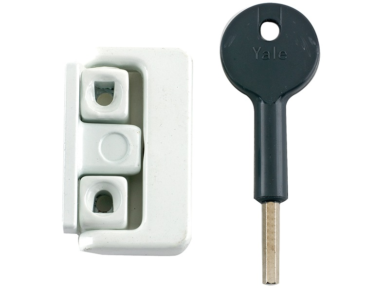 8K101 Window Latches White Finish Multi Pack